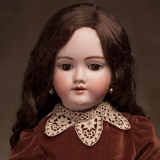 Antique Doll HANDWERCK 27\