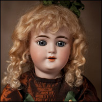 Antique German Handwerck Doll